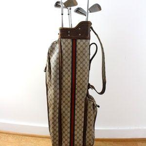 1960s Gucci Golf Bag